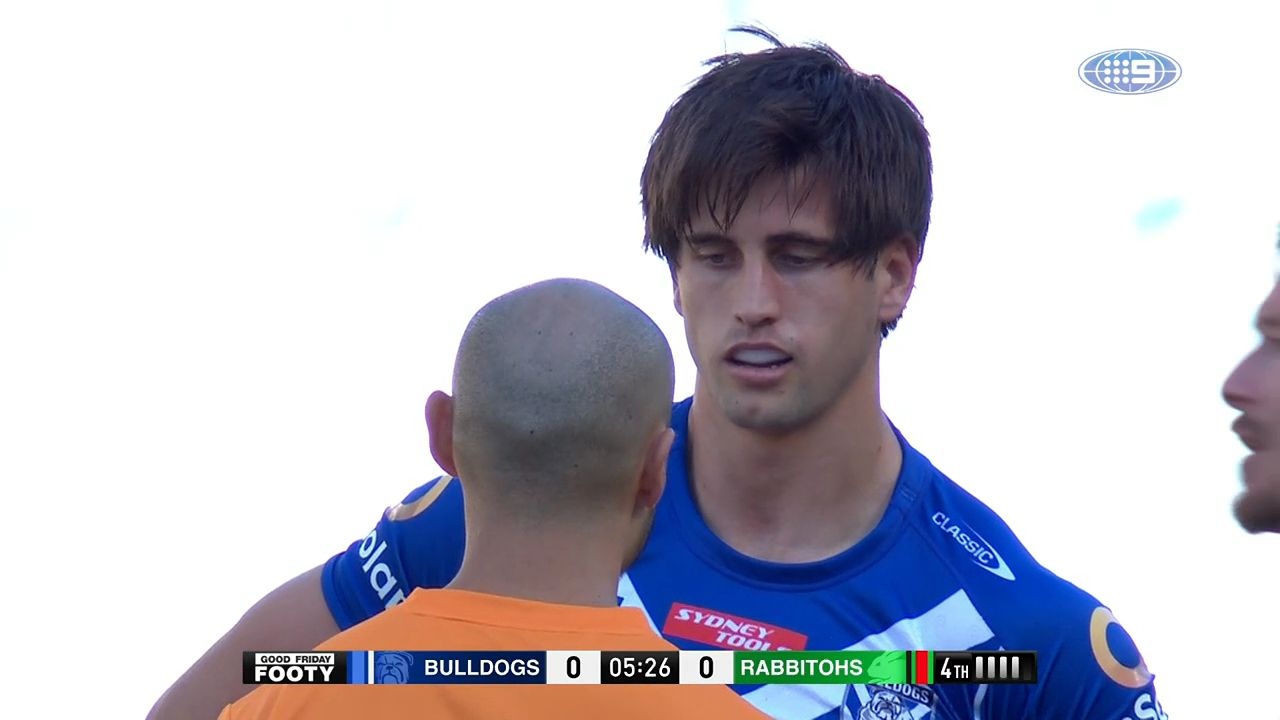 Canterbury Bulldogs fined $20,000 over Lachlan Lewis head knock