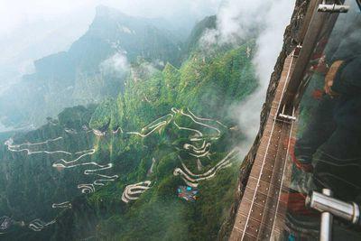 4. Zhangjiajie National Forest Park, China