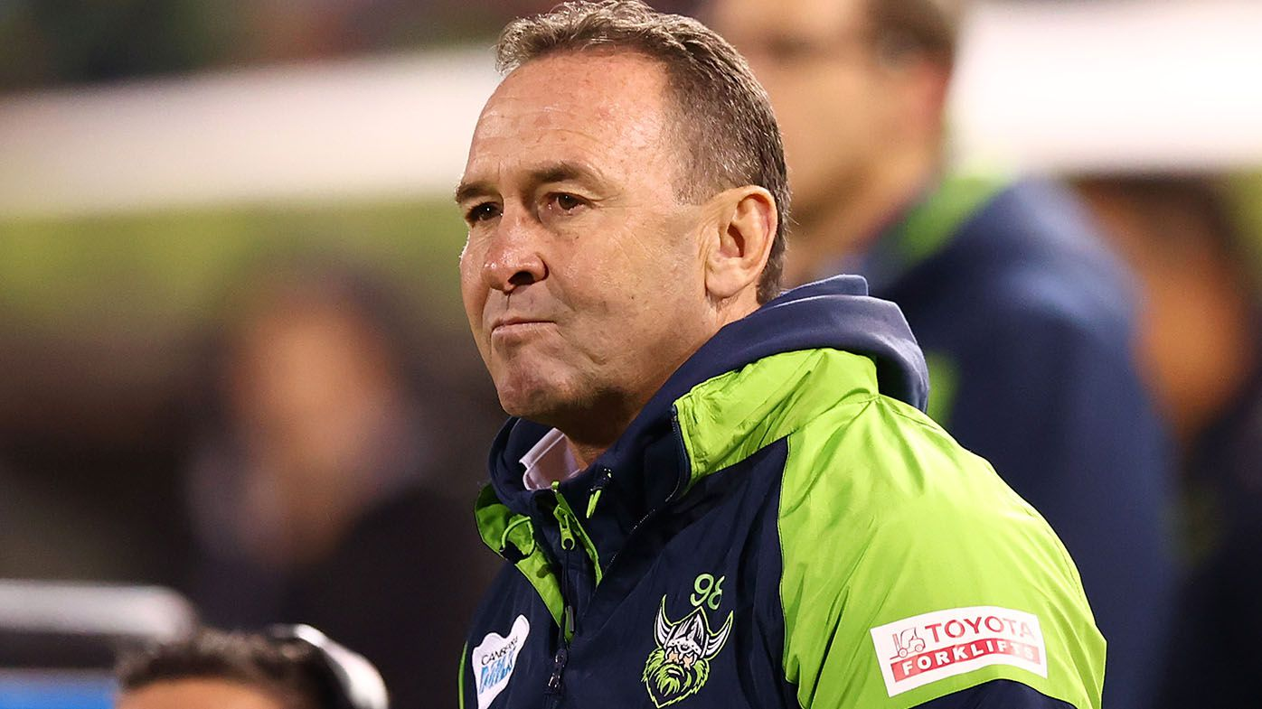EXCLUSIVE: Genuine danger signs over Ricky Stuart's Raiders, Peter Sterling says