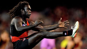 Anthony McDonald-Tipungwuti: AFL player passionate about indigenous education