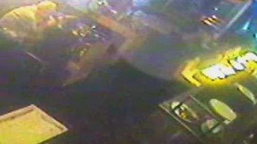 The altercation occurred at Cru Bar in the early hours of April 14. Picture: Supplied