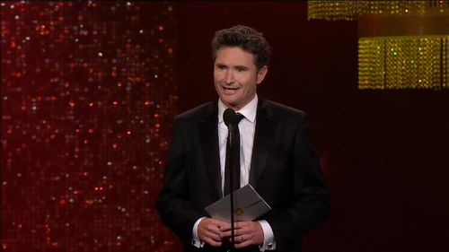 Dave Hughes also speaks on The Rundown about his Logies experience.