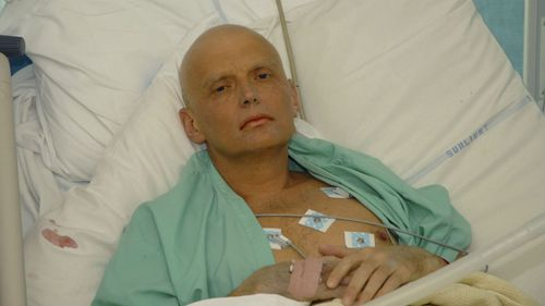 Russian spy killed by polonium, a substance one trillion times more toxic than cyanide