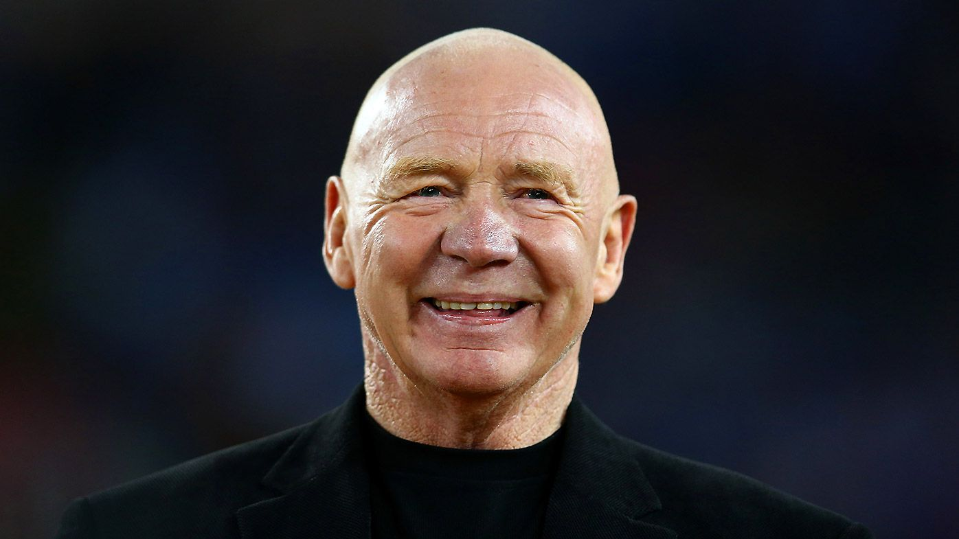 Former rugby league great and one of the rugby league Immortals, Bob Fulton