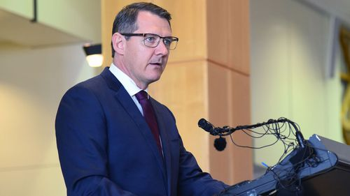 NT Chief Minister Michael Gunner in 2017.