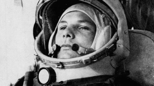 Yuri Gagarin was the first man in space.