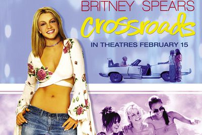 Ah yes, Britney made a movie, too! <i>Crossroads</i> hit cinemas in 2002, and the singer-turned-actress actually got some positive acting reviews. Woman of many talents!