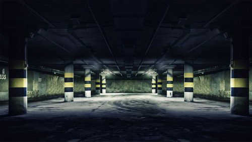 DARPA is looking for an underground tunnel network by close of business today.