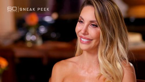 Chloe Lattanzi struggled to deal with her mum's diagnosis.