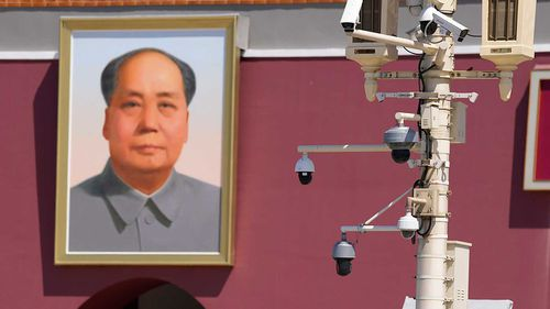 China has rejected accusations of hacking Microsoft email servers.