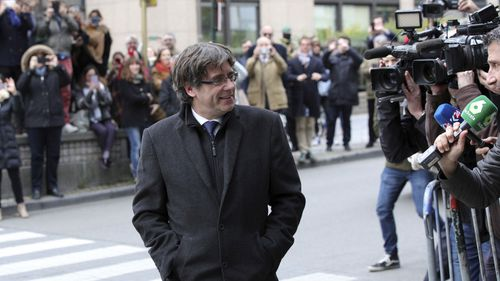 Image: AP Photo/Olivier Matthys