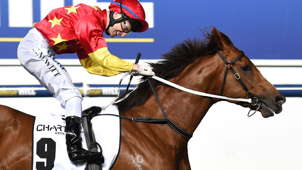 Extreme Choice and Craig Newitt. (Getty Images)