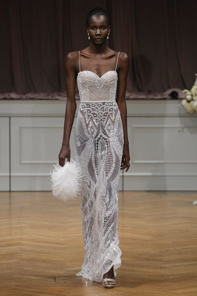 Alon Livne White, Spring 2017, New York Bridal Fashion Week