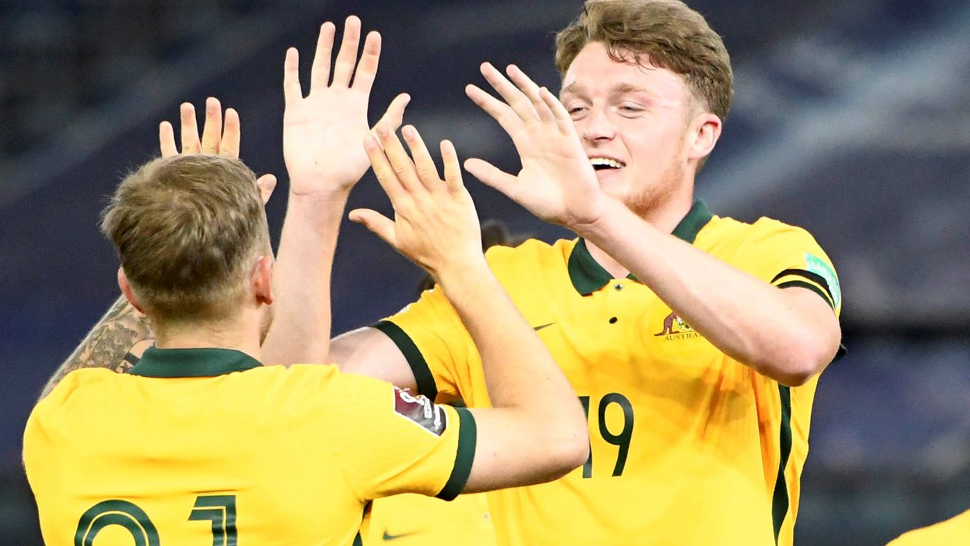 Socceroos, Matildas to wear tracking devices as part of Football Australia's COVID-19 protocols