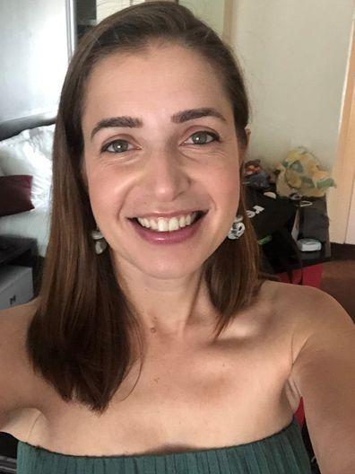 Talia breast cancer at 25 photo
