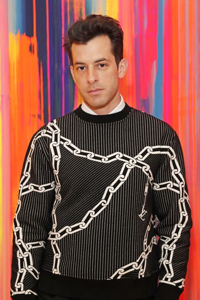 Mark Ronson attends the re-opening of the Louis Vuitton New Bond Street Maison on October 23, 2019 in London, England.