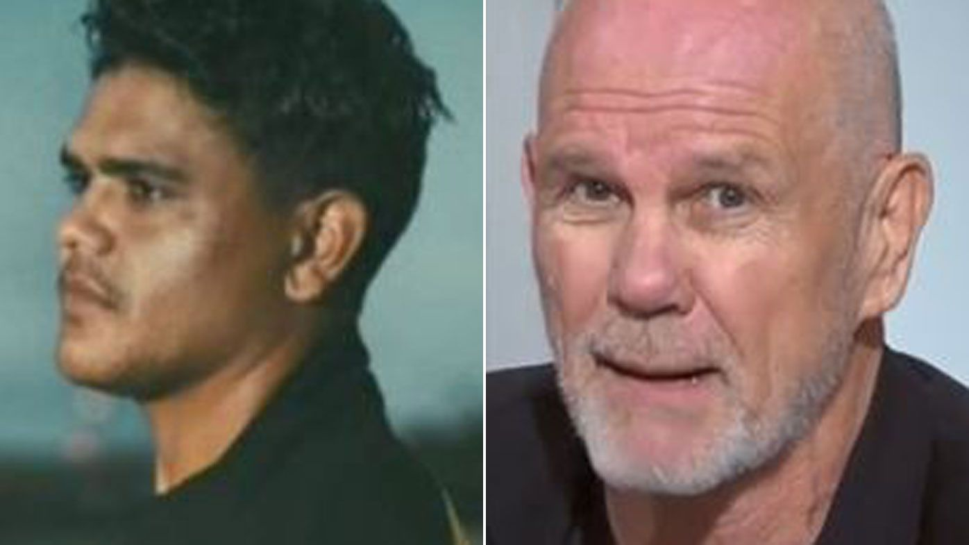 'Get nicked': Peter FitzSimons blasts 'angry white men' over Latrell Mitchell ad spot