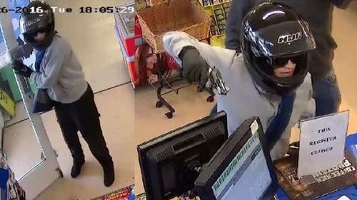 Vic cops appeal for info over Bonnie and Clyde-style robbery