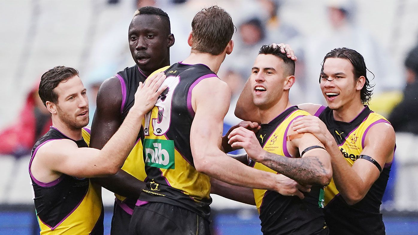 Jack Graham stars as undermanned Richmond continues winning ways over Carlton