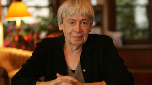 Acclaimed author Ursula K. Le Guin. Photo: Getty Images