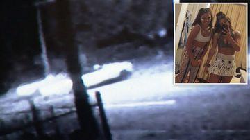 Lamborghini seen next to another car before fatal crash