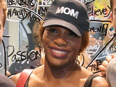 Serena Williams is a new mum
