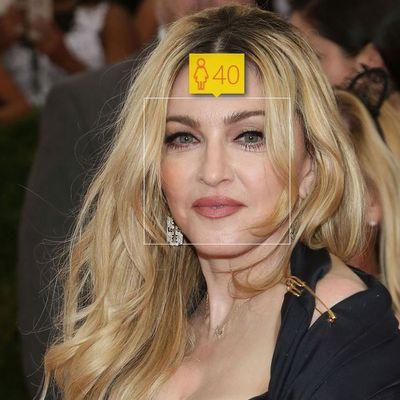 <p>Madonna, 56</p>