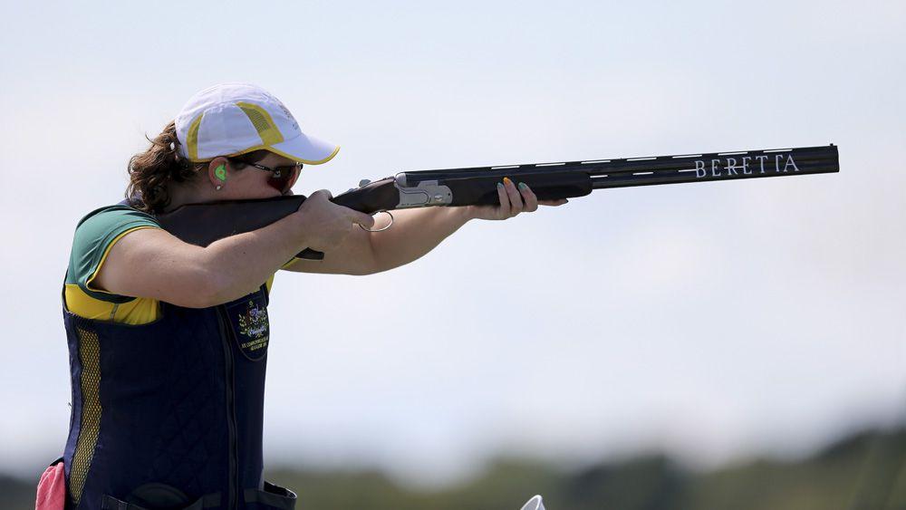 Skinner wins third gold medal for Australia