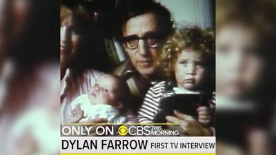 Dylan Farrow gives first TV interview about Woody Allen allegations: 'I am telling the truth'