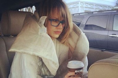 <b>Insta-followers:</b> 15.6 million<br/><br/><b>Why she wins Instagram:</b> She might earn more money than we'll ever see in our lives, but <b>Taylor Swift</b>'s Instagram proves she's your regular 24-year-old girl... with a few scorned exes, a couple of signature bake dishes, a super-cute cat and one trillion celeb besties. <br/><br/>What kind of billionaire would wrap themselves up in a doona in a carpark? Think about it, FIXers.