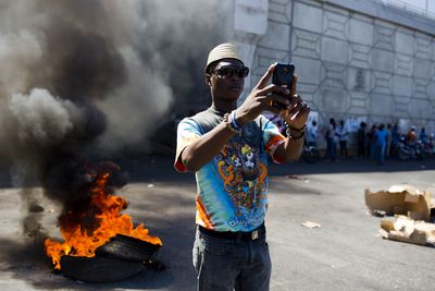 US, other armed foreigners charged in 'conspiracy,' say Haiti police
