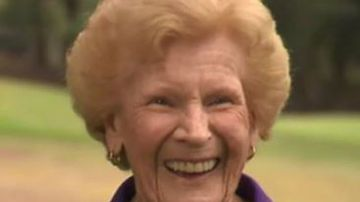 Golfing great-grandmother, 90, scores hole-in-one