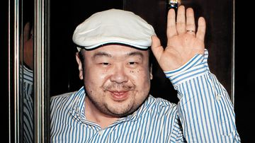 Kim Jong-Nam, the half brother of Kim Jong-Un, has reportedly been assassinated. (File/AFP)