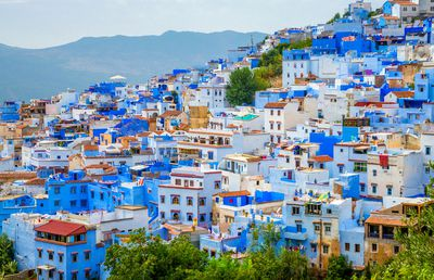 16. Chefchaouen, Morocco