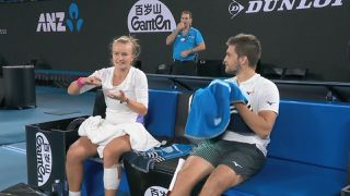 Mattek-Sands & Murray v Krejcikova & Mektic - Mixed Doubles Final