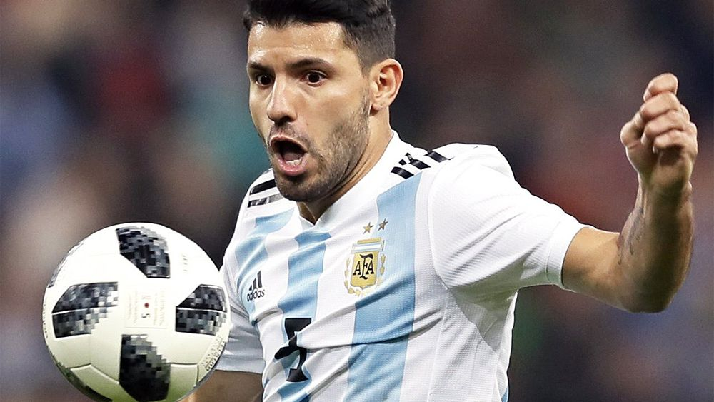 Football: Sergio Aguero out of hospital after collapsing during friendly against NIgeria