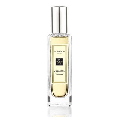 "<a href=""http://shop.davidjones.com.au/djs/en/davidjones/lime-basil---mandarin-cologne-30ml"" target=""_blank"">Jo Malone London Lime Basil &amp; Mandarin Cologne 30ml, $98</a>"
