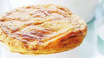 Organic chicken pot pie