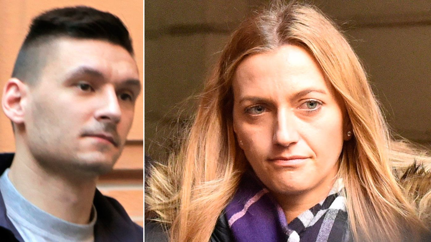 Tennis star Petra Kvitova tells court of terrifying knife attack in her home
