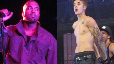 From Justin Bieber's infamous iPhone crotch rub to Rihanna whacking a fan with a microphone to Kanye West blasting a fan using a laser, here are the best (or worst!) moments when stars dish it back to their 'fans' ...