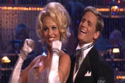 On <i>Dancing With The Stars</i>