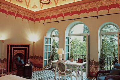 <strong>Palazzo Margherita<br /> Owned by: Francis Ford Coppola</strong>