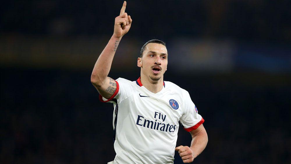Zlatan Ibrahimovic (AAP)
