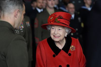 Queen Elizabeth's first solo public engagement after Prince Philip's death, May 2021