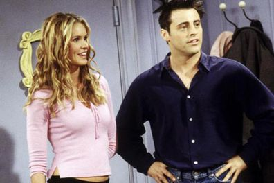 Elle MacPherson played Janine, Joey's hot new roommate and love interest who can't stand Monica and Chandler.