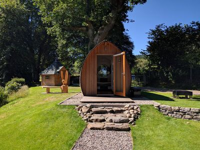 <strong>Loch Ness Glamping, Inverness-shire, Scotland</strong>