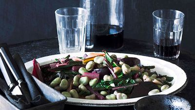 """<a href=""""http://kitchen.nine.com.au/2016/05/16/16/58/broad-beans-rainbow-chard-and-beetroot"""" target=""""_top"""">Broad beans, rainbow chard and beetroot<br> </a>"""