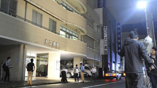 Police suspect poisoning may be cause of death for up to 48 elderly patients at Japanese hospital