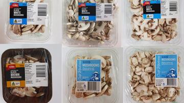 Sliced mushrooms recalled across Australia
