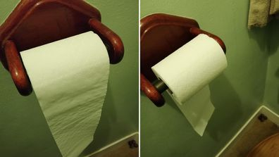 Woman sparks huge debate with simple question about toilet paper